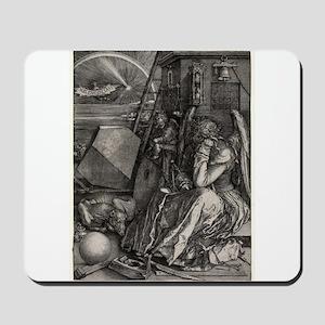 Melencolia I - Albrect Durer - 1514 Mousepad