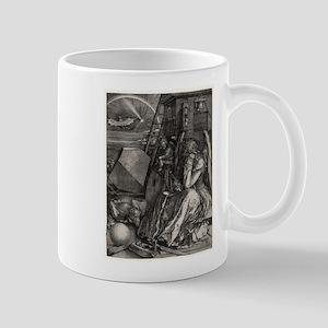Melencolia I - Albrect Durer - 1514 11 oz Ceramic