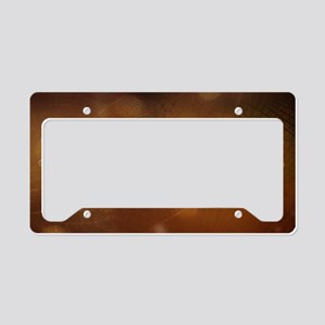 M.Andrea's Flutter: Discover  License Plate Holder