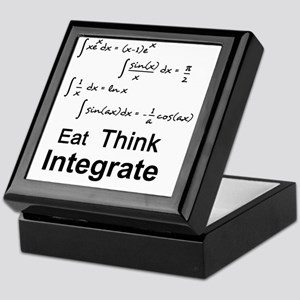 Eat. Think. Integrate. Keepsake Box