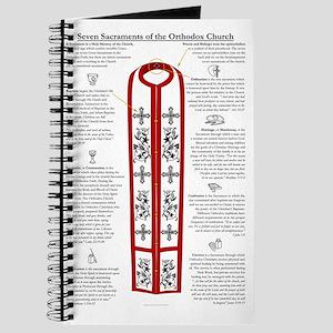 seven sacraments Journal