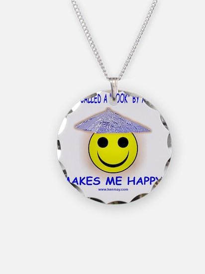 Happy Kook Necklace