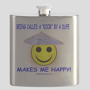 Happy Kook Flask