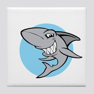 shark8 Tile Coaster