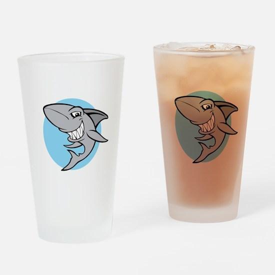 SHARK24 Drinking Glass