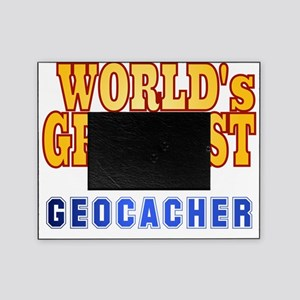 World's Greatest Geocacher Picture Frame