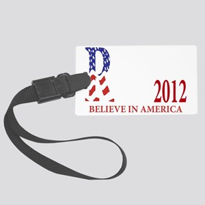 Mitt romney 2012 Large Luggage Tag