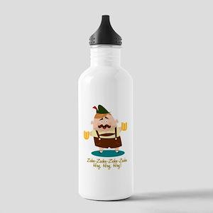 Zicke-Zacke Oktoberfes Stainless Water Bottle 1.0L