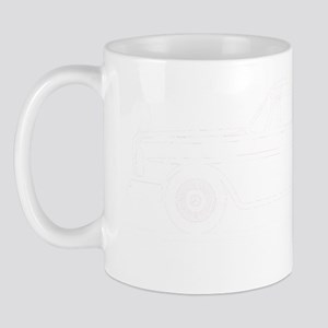 Heckflosse 220_wht Mug