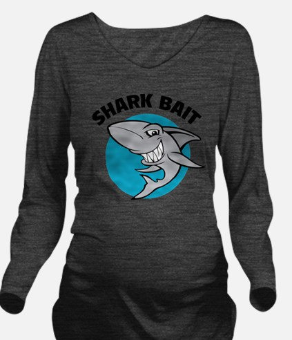 SHARK23 Long Sleeve Maternity T-Shirt