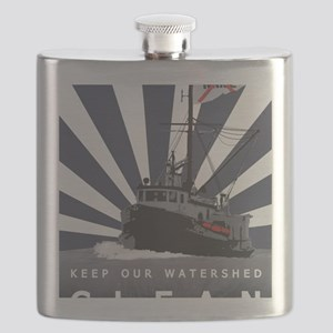Commercial Fishing - (Anti-Pebble Mine Campa Flask