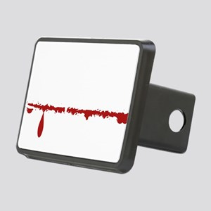 5th Grade Zombie Rectangular Hitch Cover