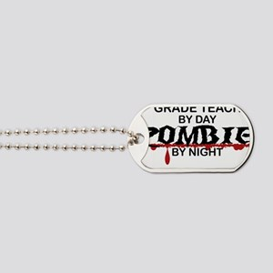 2nd Grade  Zombie Dog Tags
