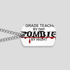 5th Grade Zombie Dog Tags