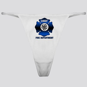 Fire Chief Classic Thong