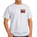 Golden Rectangle Ash Grey T-Shirt