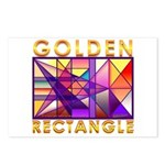 Golden Rectangle Postcards (Package of 8)