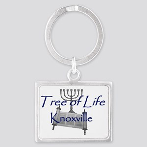 Tree of Life Knoxville Logo Landscape Keychain