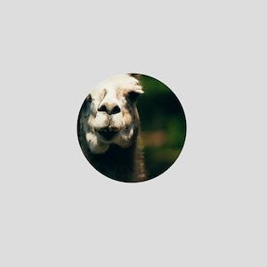 Hi there! Como te llama? Mini Button