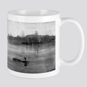 Nocturne - Whistler - 1878 11 oz Ceramic Mug