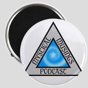 Mystical Musings Podcast Logo Magnet