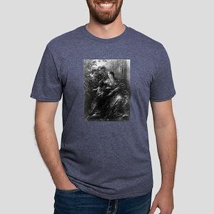 Nuit d'extase - Henri Fantin-Latour - 1894 Mens Tr