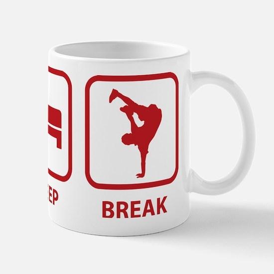 EatSleepBreak1D Mug