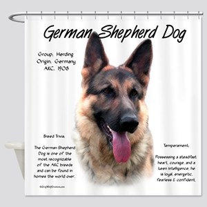 GSD Shower Curtain