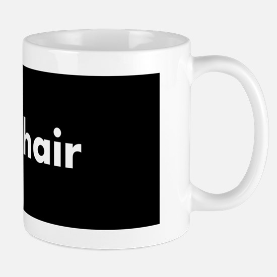 fill the chair Mug