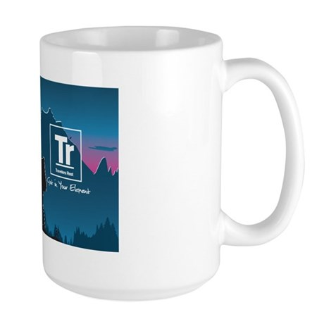 City of Travelers Rest Large Mug