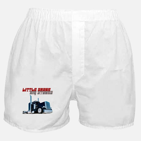 Little Shack Big Stack Boxer Shorts
