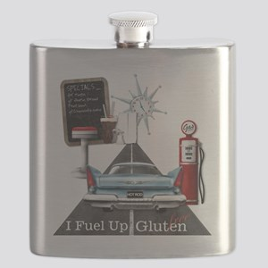 Fuel Up Gluten Free Flask