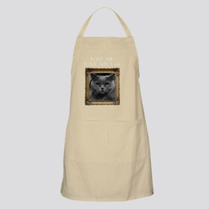 LoveMeLoveMyCatDark Apron