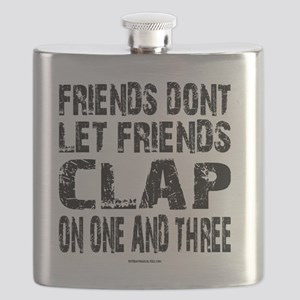 One and Three Flask