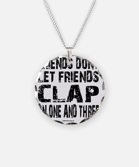 One and Three Necklace