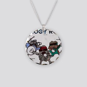 Geology rocks original Necklace Circle Charm