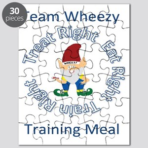 Team Wheezy Lunch Puzzle