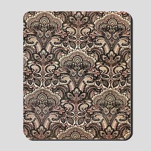 Haunted Victorian Wallpaper Mousepad