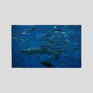 Whale Shark 3'x5' Area Rug