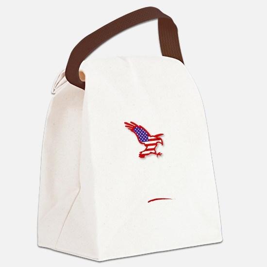 Romney-Ryan America First dk Canvas Lunch Bag