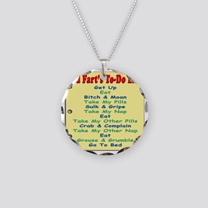 OldF16x16TRANS Necklace Circle Charm