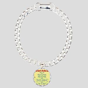 OldF16x16TRANS Charm Bracelet, One Charm