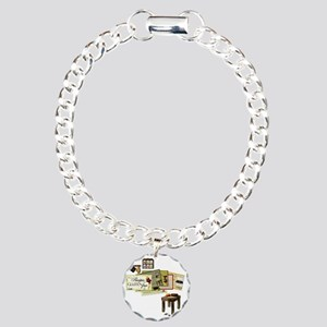 All My Recipes are Glute Charm Bracelet, One Charm