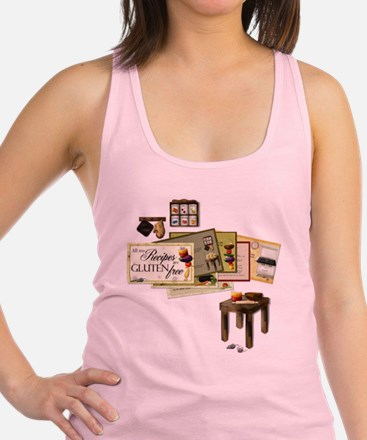 All My Recipes are Gluten Free Racerback Tank Top