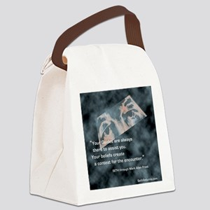 Your Guides Canvas Lunch Bag