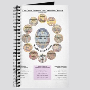 Great Feasts Journal