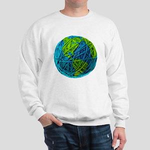 Global Ball of Yarn Sweatshirt