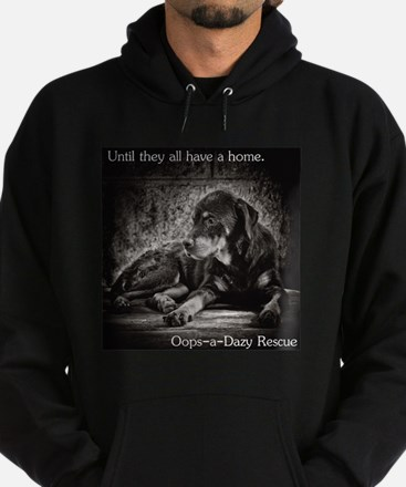 Until they all have a home Hoodie (dark)