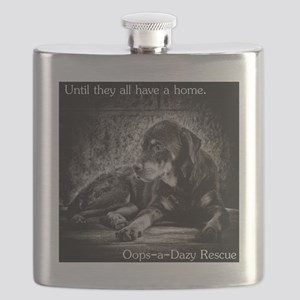 Until they all have a home Flask