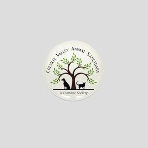 CVAS Logo Mini Button